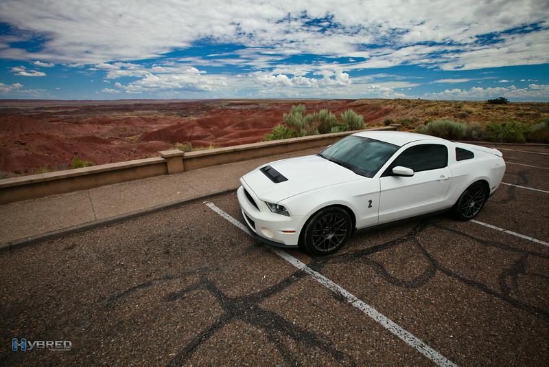 Painted Desert National Monument, AZ