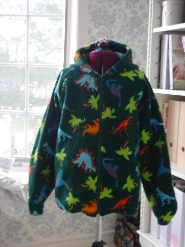 Polar fleece jacket for Brydon