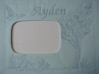 Photo mat for Ayden