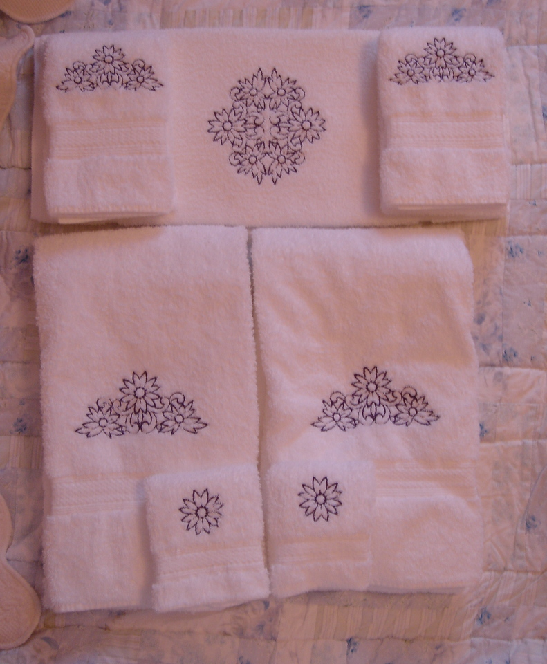 Towels for Sassie