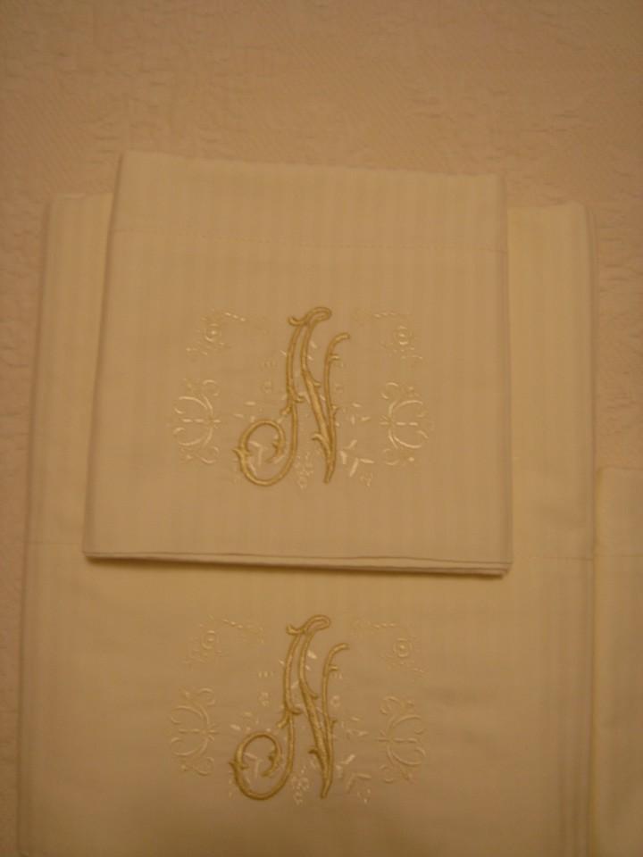 Suzanne's sheet set