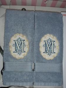 Powder room towels II