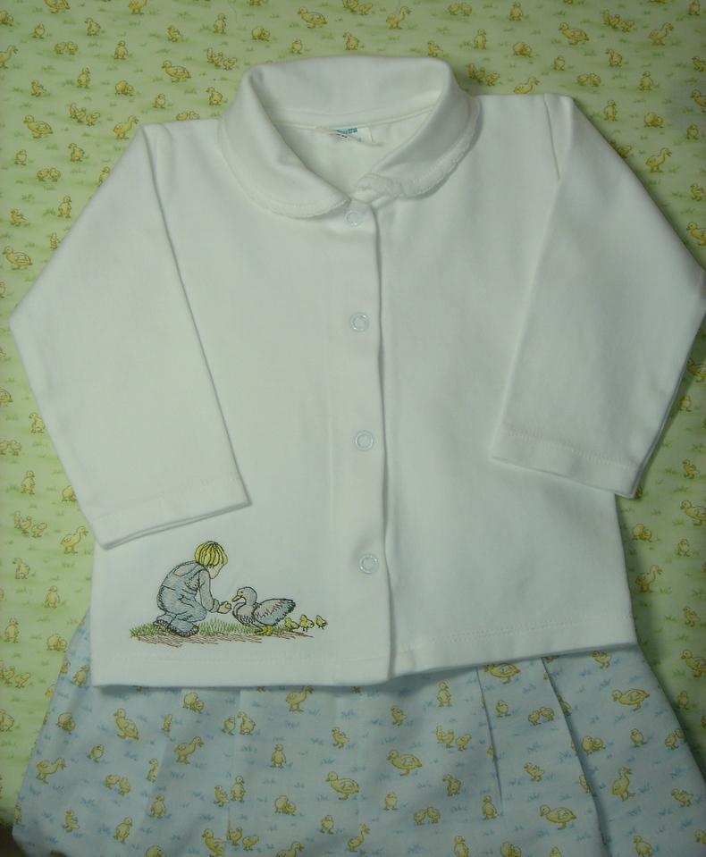 Pants & RTW shirt