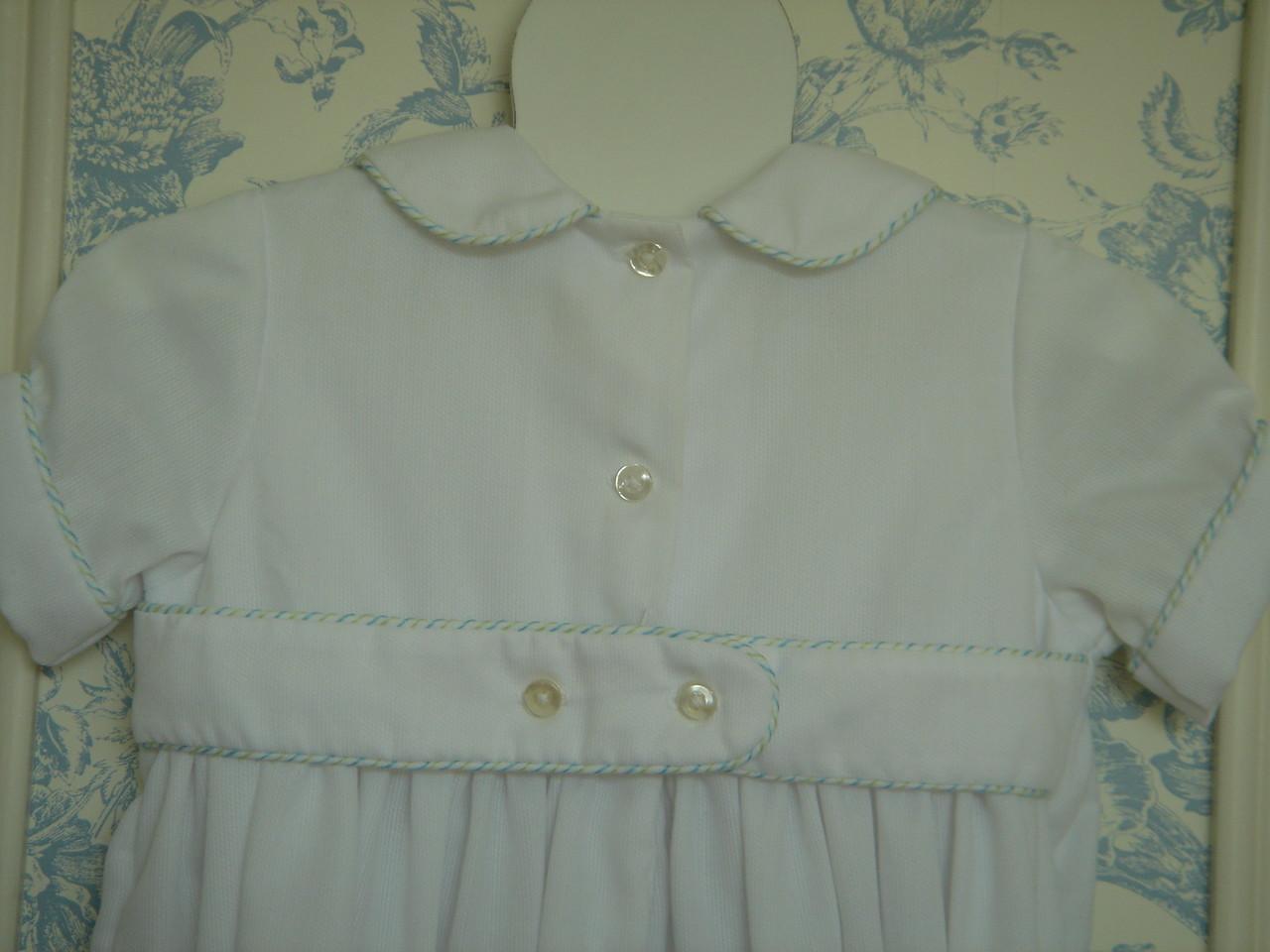 Closeup of back belt