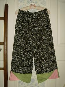 PJ's pants