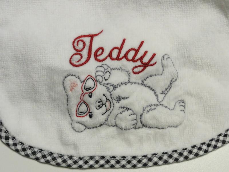 Bib for Teddy