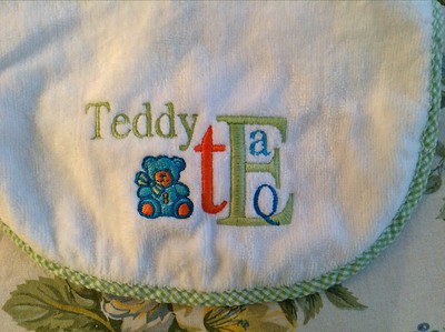 Bib for my grandson