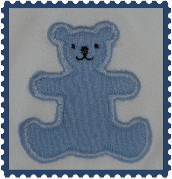 "Closeup of ""Mimsy's Bear"""