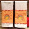 Tea towels for Sarah
