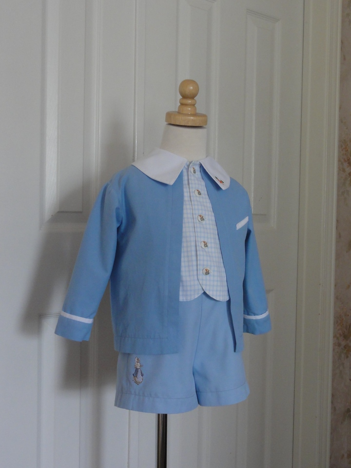 Little Rabbit outfit from SB 152