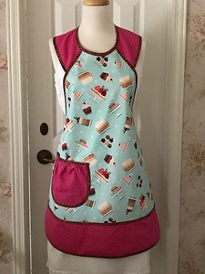 Apron for my friend Heather