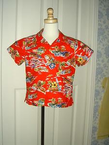 Jameson's shirt