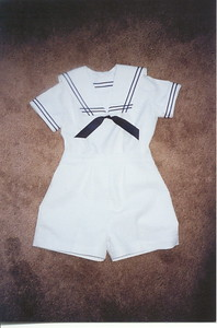 Stones sailor suit