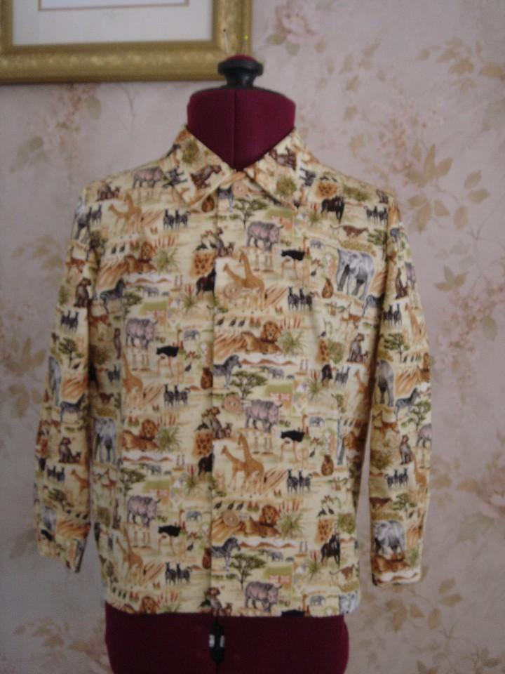 Shirt for Babu, April 2005