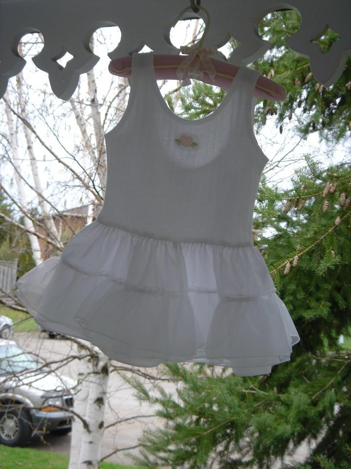 Slip to go with Ottobre dress