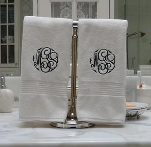 Set of towels for Sarah