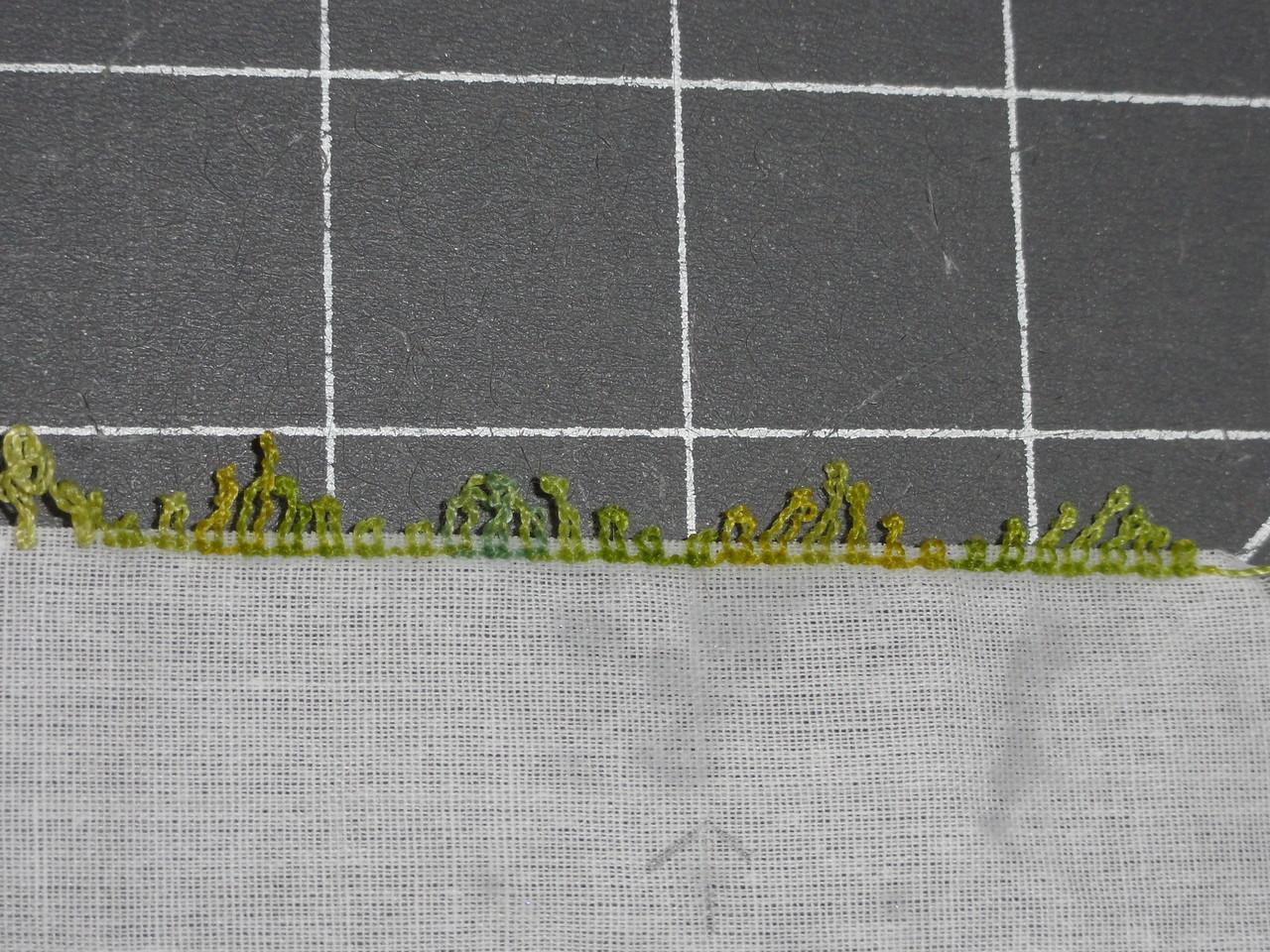 Stitch 631 on Bernina 830