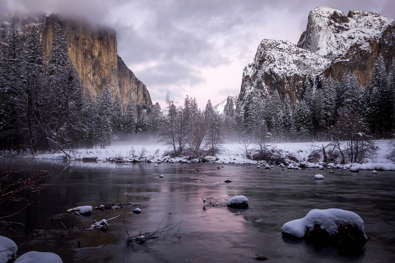 Yosemite at Valley View