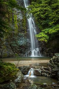 Osaka Waterfall