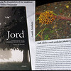 "Front cover and page 37 with my photo of a red alder root nodule published in the book ""Soil: moves towards the foundation of our existence"" by Håkan Wallander—Lund, Sweden.  (2012)<br /> <br /> From the back cover . . . <br /> The earth we tread on is one of the most important<br /> prerequisites for life on our planet, I think most people.<br /> Still wear it on the secrets that not even the most diehard<br /> gardening enthusiast could imagine. Hakan Wallander, a<br /> professor of soil biology, leading us to this unknown<br /> diversity. With talks pleasure and well-chosen illustrations<br /> he makes the earth a little less incomprehensible - and<br /> much more exciting ..<br /> <br /> Hakan Wallander is a professor of soil biology at Lund<br /> University. He has visited many interesting places: rain<br /> forest in South America, desert in Africa, the glaciers in<br /> North America and forest and tundra in Scandinavia. The<br /> book weaves facts knowledge together with tales of<br /> travels and a host of everyday experiences. The aim was<br /> to arouse interest and desire for that which is so<br /> fundamental to our whole existence: the earth as we grow<br /> our food in and forming the basis for all our land-based<br /> ecosystems."