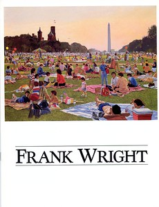 Frank Wright Remembering Times Past Front