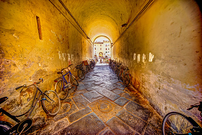 The Tunnel to Lucca