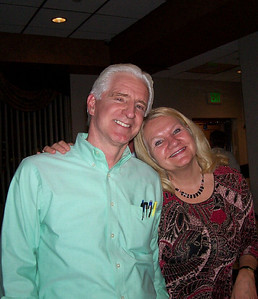 Kevin and Patti - OTCG Christmas Dinner