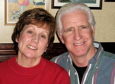 Kathy and Kevin at Atlantic City  Dec 2007