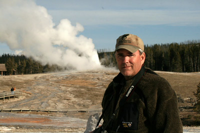 Stan @ Old Faithful