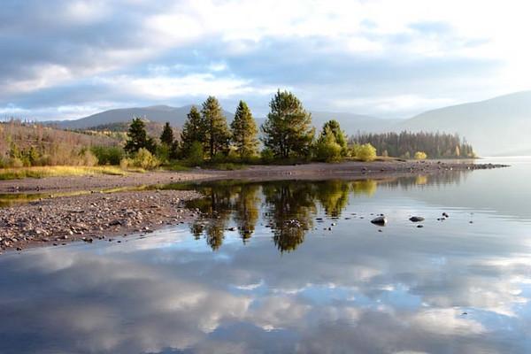 Lake Dillon, Dillon, CO, July 4, 2010