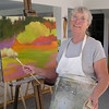 Artist June Elderkin