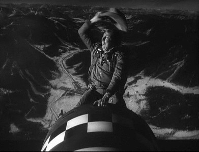 Slim Pickins - Dr  Strangelove
