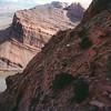 Poison Spider Mesa Trail, Moab, Utah, 1994