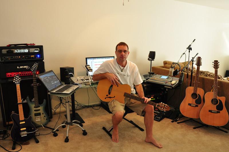 Looking West Music Studios -  2010