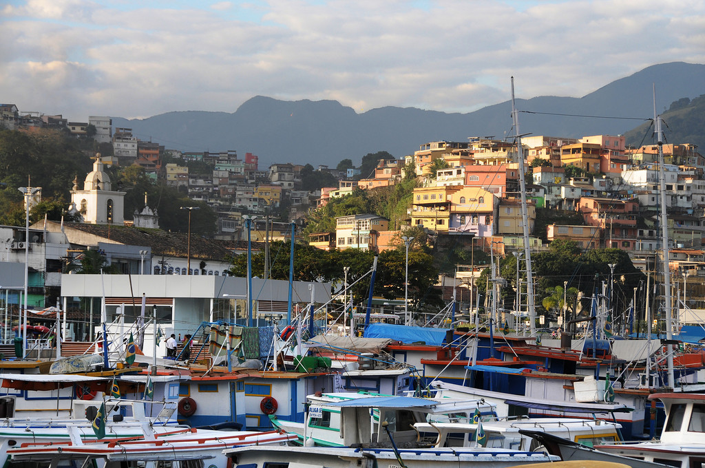 City of Angra, Brazil