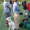 Watching my Students' Soccer Team - Chicago, 2003