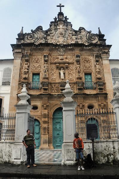 Saint Francis, Salvador