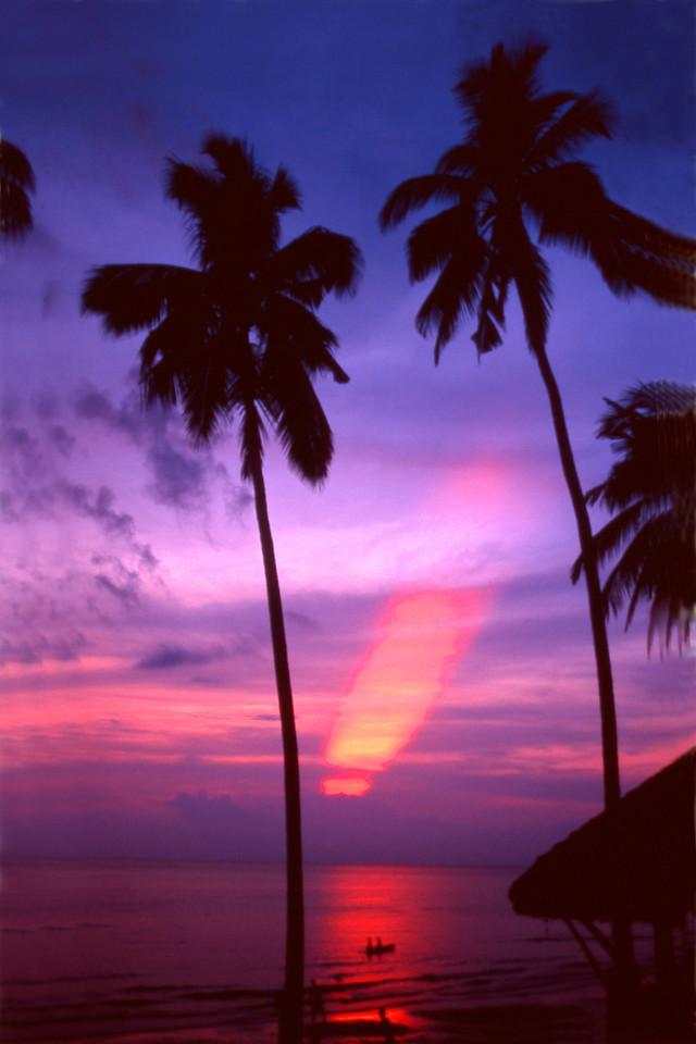Koh Chang -  Sunset