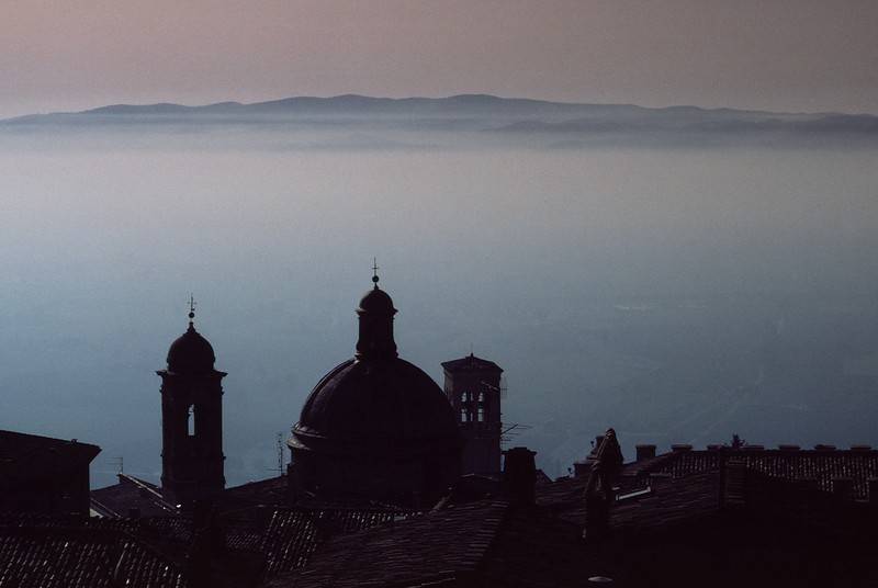 Assisi, Italy. 1991