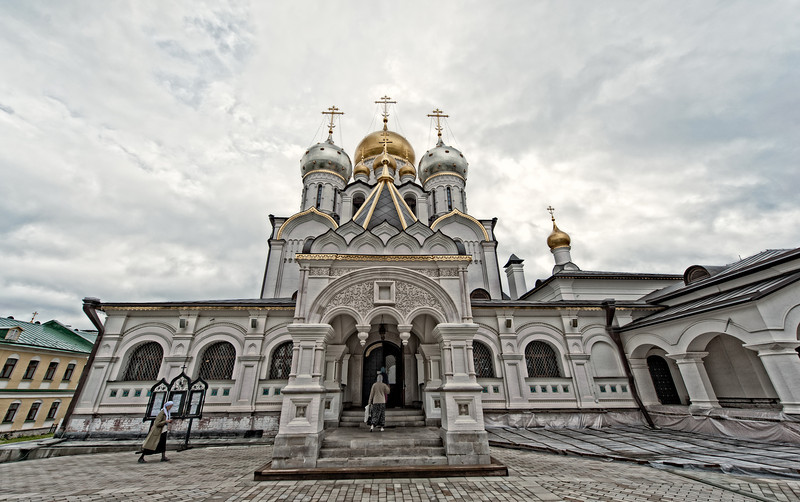 Conception Convent, Moscow