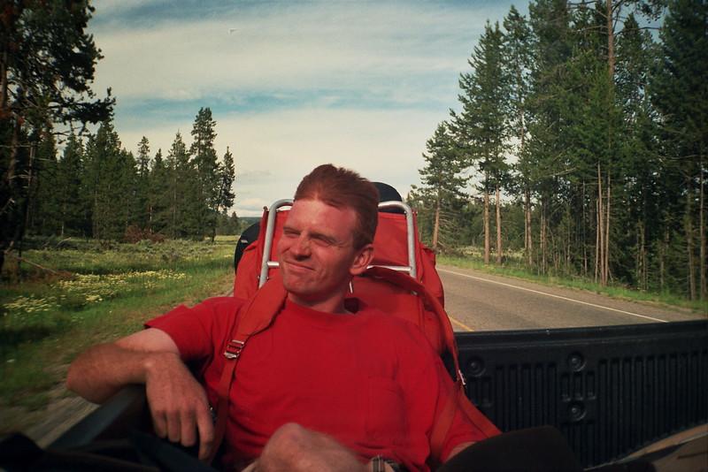 Yellowstone Taxi, 1997