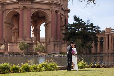 Elena and Jonathan's wedding