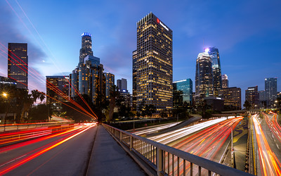 Downtown, Los Angeles, California, America