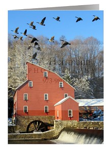 Clinton's Red Mill