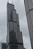 161. The Willis Tower formerly Sears Tower (1974), Skidmore, Owings and Merrill architect Bruce Graham and structural engineer Fazlur Khan.