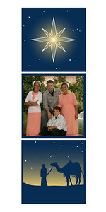 23 Bethlehem Star No signature lines