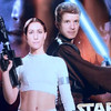 Star Wars Poster we had made at Disneyworld for New Years 2012