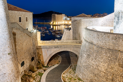 Fort St Ivana, Old Town, Dubrovnik, Croatia