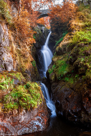 Aira Force, Lake District, Cumbria, England