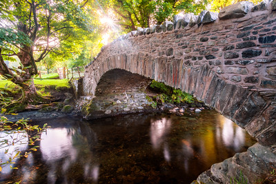 Stone Bridge, Stair, Lake District, Cumbria, England